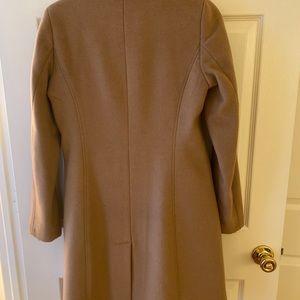 Calvin Klein Walker Wool-Cashmere Blend Coat